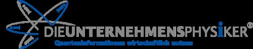 Die Unternehmensphysiker Logo